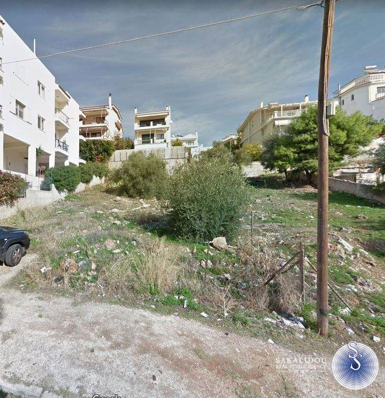 LAND FOR SALE IN VOULA PANORAMA